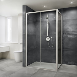 Allegra Plus | Shower screens | Duscholux AG