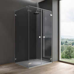 Collection 3C Swing door | Shower screens | Duscholux AG