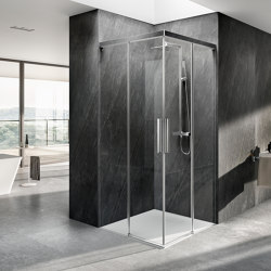 Viva Sliding Door | Shower screens | Duscholux AG
