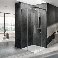 Viva Sliding Door | Mamparas para duchas | Duscholux AG