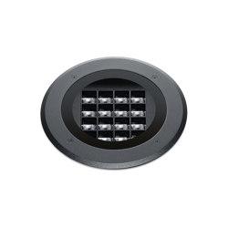 MegaZip comfort | Outdoor recessed floor lights | Simes