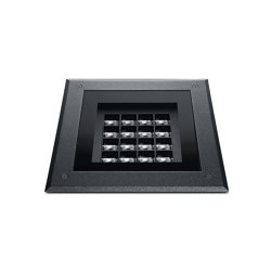 MegaZip comfort | Outdoor recessed floor lights | Simes