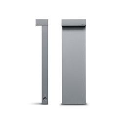 Micro Look paletto emissione singola H 450mm | Dissuasori luminosi | Simes