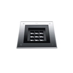 Zip comfort | Outdoor recessed floor lights | Simes