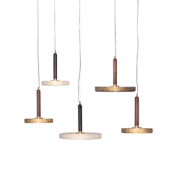 Macrabè (lamps) | Suspensions | Tonin Casa