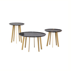Shine | Side tables | Tonin Casa