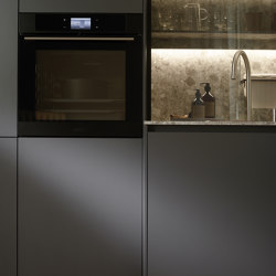 Reduced-height plinths FINE | Fitted kitchens | Santos