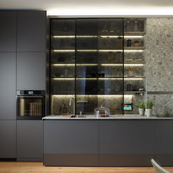 FINE LED lighting systems | Fitted kitchens | Santos