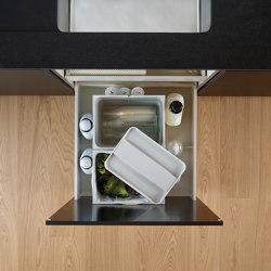 Sink unit FINE | Kitchen organization | Santos