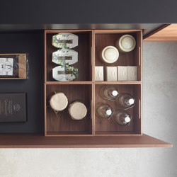 Accessories for bins and plinth drawers | Kitchen organization | Santos