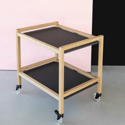 Emil | tea cart | Trolleys | Georg Muehlmann