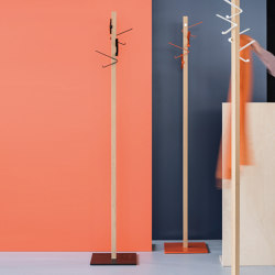 Duck | coat rack | Coat racks | Georg Muehlmann