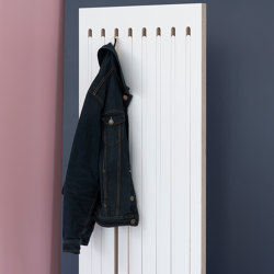 Time | clothing board | Coat racks | Georg Muehlmann