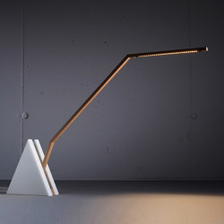 Matterhorn | LED table lamp | Tischleuchten | Georg Muehlmann