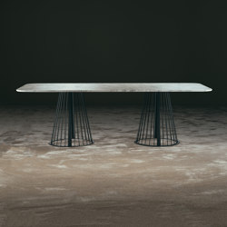 RENDEZ-VOUS Dining Table | Dining tables | GIOPAGANI