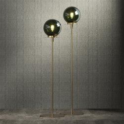ÉCLAT D'EAU 1-LIGHT Floor Lamp | Free-standing lights | GIOPAGANI