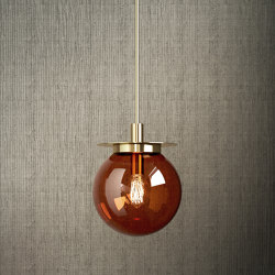 ÉCLAT D'EAU 1-LIGHT Pendant Lamp   Suspended lights   GIOPAGANI