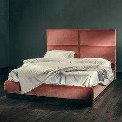 SENZA FINE Bed | Beds | GIOPAGANI
