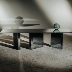 ATOMIC dining table | Dining tables | GIOPAGANI