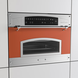COMBI-MICROWAVE OVEN ELF063M | Fours | Officine Gullo