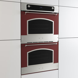 DOUBLE MULTIFUNCTION OVEN ELF176 | Fours | Officine Gullo