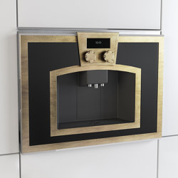 BUILT-IN | COFFEE MAKER WITH FIXED WATER CONNECTION PRO SERIES | Ovens | Officine Gullo