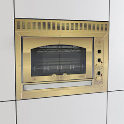 BUILT-IN | ROTISSERIE 70CM | Ovens | Officine Gullo