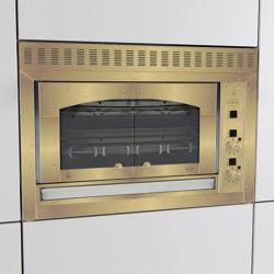 BUILT-IN | ROTISSERIE 90CM | Ovens | Officine Gullo