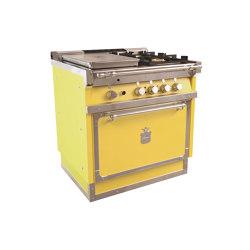 COOKING RANGES | OGS88SP | Ovens | Officine Gullo