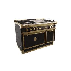 COOKING RANGES | OGS128SP | Ovens | Officine Gullo