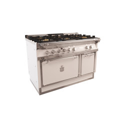 COOKING RANGES | OGS128S | Ovens | Officine Gullo
