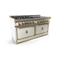 COOKING RANGES | OGS168V | Ovens | Officine Gullo