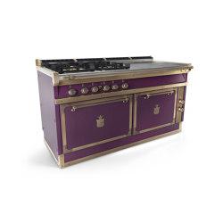 COOKING RANGES | OGS168FB | Ovens | Officine Gullo