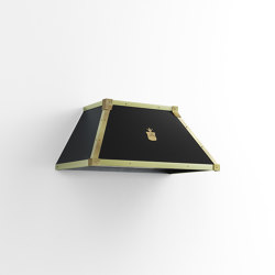"DOMESTIC ""LOW PYRAMID"" HOOD CPD001 
