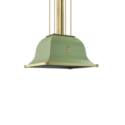 "DOMESTIC ""BELL"" ISLAND HOOD CPD013ISL 
