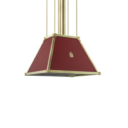 "DOMESTIC ""HIGH PYRAMID"" ISLAND HOOD CPD002ISL 