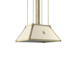 "DOMESTIC ""LOW PYRAMID"" ISLAND HOOD CPD001ISL 