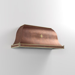 "PROFESSIONAL ""BELL"" HOOD CPP025 | Kitchen hoods | Officine Gullo"