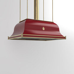 "PROFESSIONAL ""BELL"" ISLAND HOOD