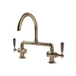 TAPS | DECK TAP WITH ARCH SPOUT | Kitchen taps | Officine Gullo
