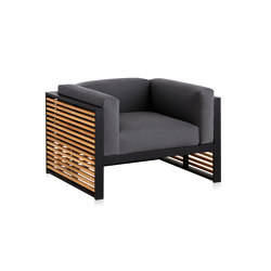 DNA Teakholz Sessel | Armchairs | GANDIABLASCO