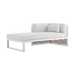 DNA Teak Sectional Sofa 2 | Sofas | GANDIABLASCO