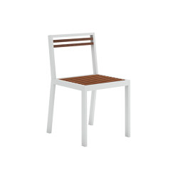 DNA Teak Dining Chair | Chairs | GANDIABLASCO