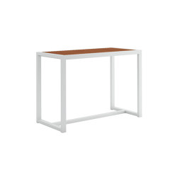 DNA Teak Bar Table | Bistro tables | GANDIABLASCO