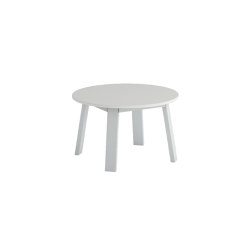 Timeless Circular Chaiselongue Table | Coffee tables | GANDIABLASCO