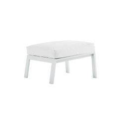 Timeless Pouf for Lounge Chair | Poufs | GANDIABLASCO
