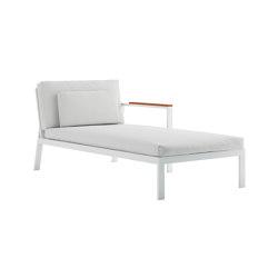 Timeless Sectional Sofa 2 | Chaise longues | GANDIABLASCO