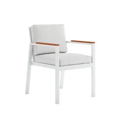Timeless Stuhl mit Armlehnen | Stühle | GANDIABLASCO