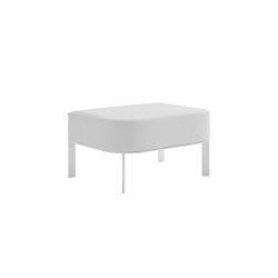 Solanas Pouf for Lounge Chair | Poufs | GANDIABLASCO