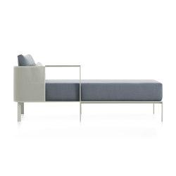 Solanas Sofá Modular 2 | Chaise longues | GANDIABLASCO